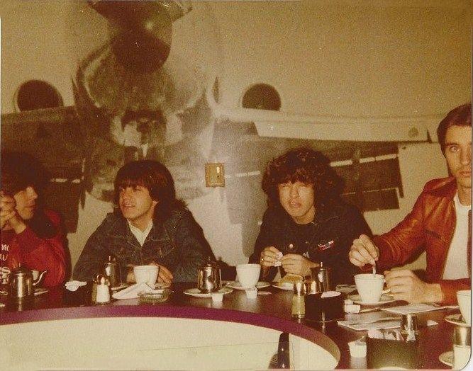 AC/DC - USA, Louisville, 1979