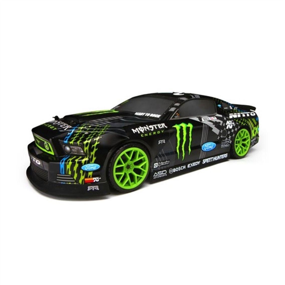 Monster Car Mustang Drift Monster Energy Monster Car [ 1136 x 1136 Pixel ]