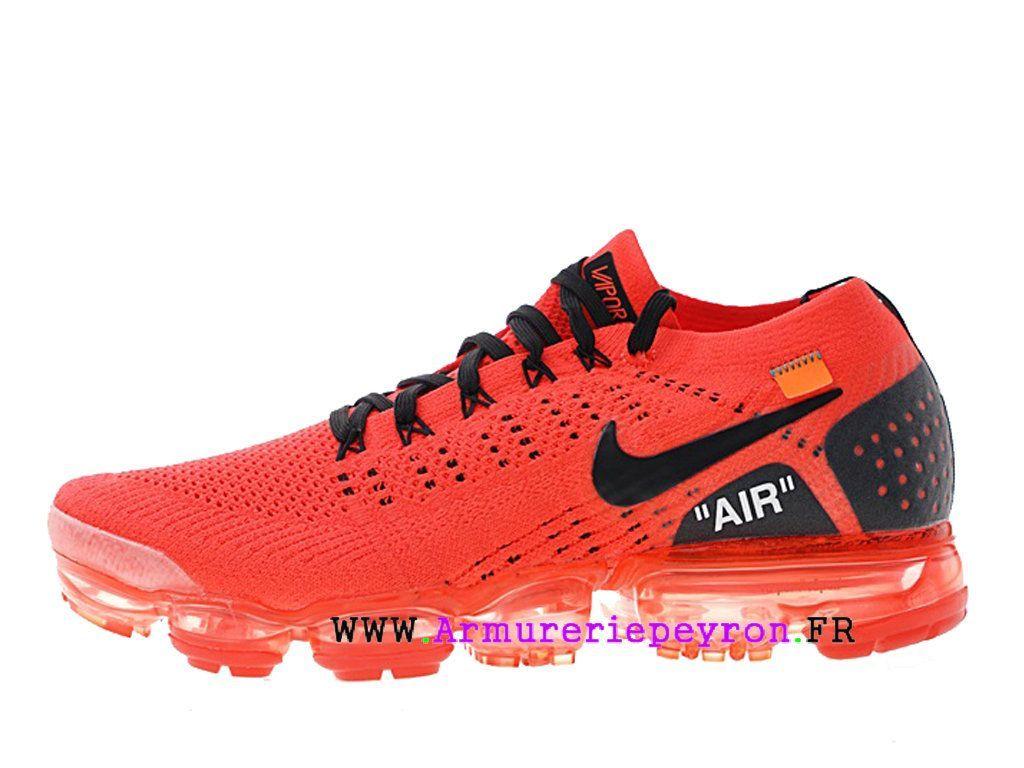 super popular a8e8c 9af5d Acronyme x Nike Air VaporMax Moc 2 Chaussures de Basketball Prix Pour Homme  Rouge noir 942842