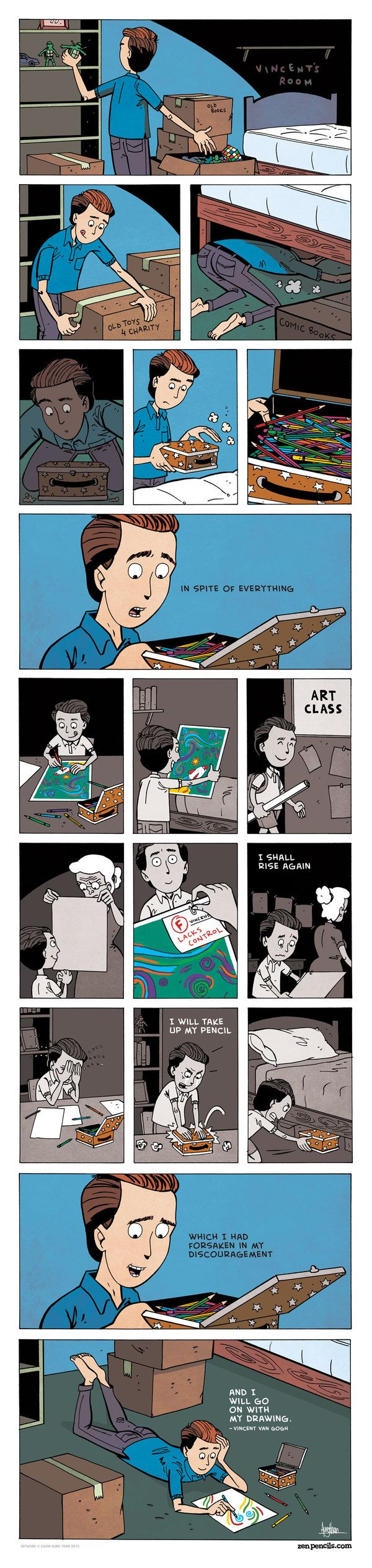 DDDGlobe36's Favorite Comics on GoComics.com