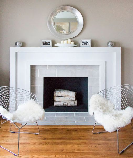 25 Best Diy Fireplace Makeovers Stephanie From Swing N Cocoa