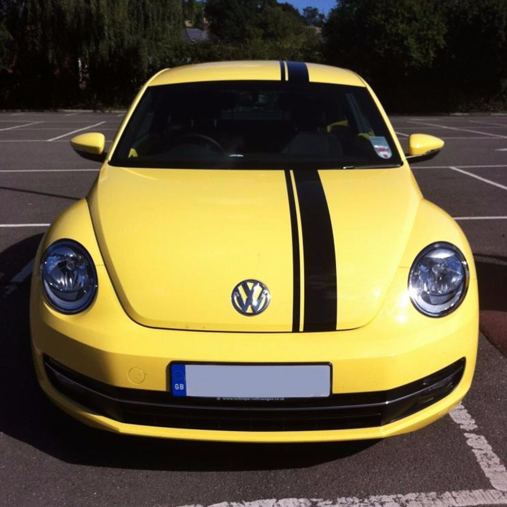 Stripe Kit Sticker Graphic Decal For Volkswagen VW Beetle