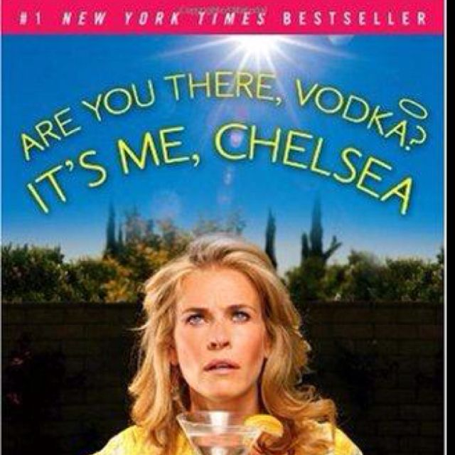 Are You There Vodka It S Me Chelsea By Chelsea Handler Read March 2011 Chelsea Handler Books Book Humor Books