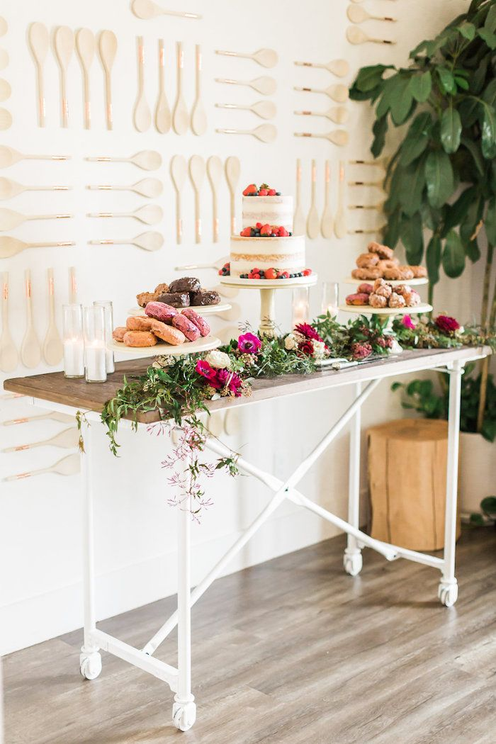 Modern Rustic Baby Shower Bridal shower rustic, Baby