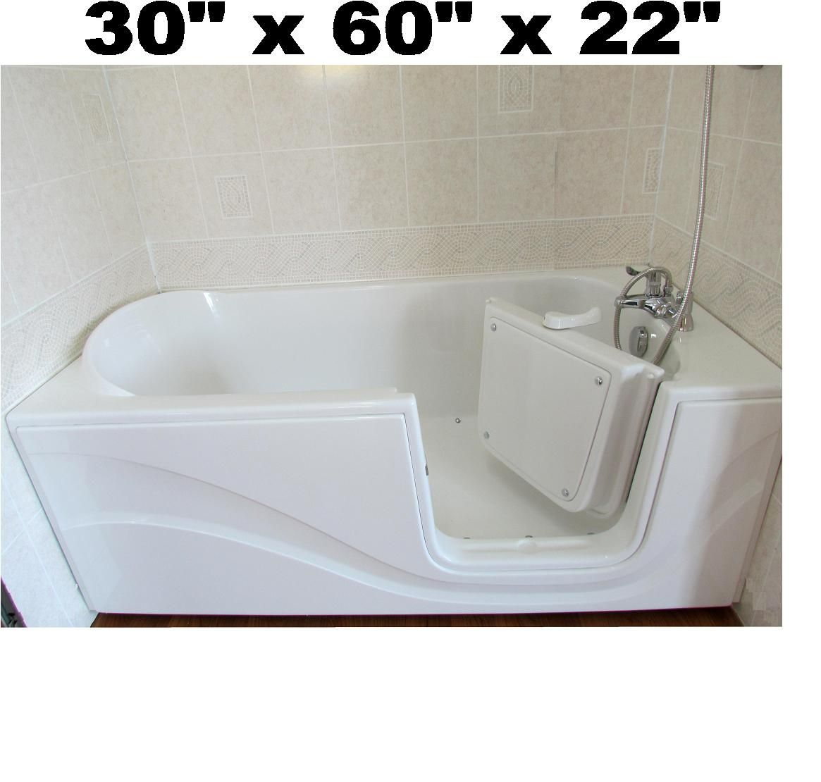 Elite Lay Down Walk In Bath Tub With Images Walk In Bath Walk