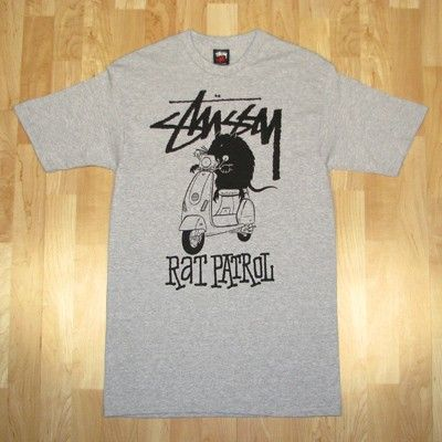 another Gilbert shirt for Stussy
