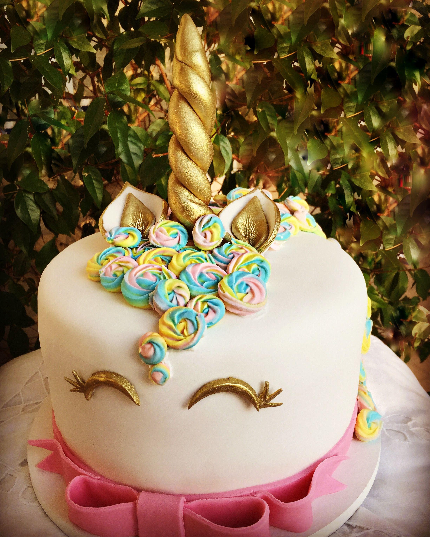Bolo Unicornio Cake Unicorn Cake Raibow Bolo Arco Iris Bolo