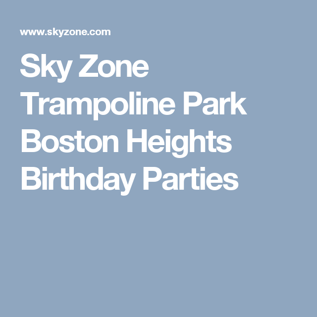 How much are sky zone tickets