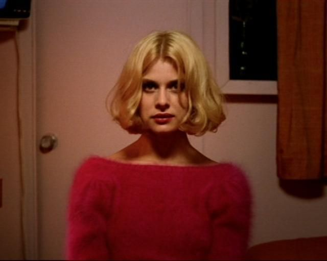 Paris - Texas. Her hair