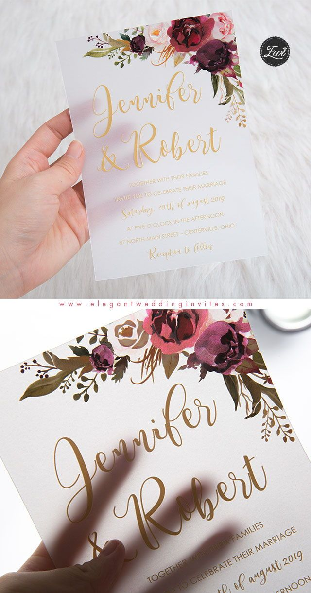 Full Color Thermography Wedding Invites Elegantweddinginvites Wedding Invitations Boho Creative Wedding Invitations Wedding Cards