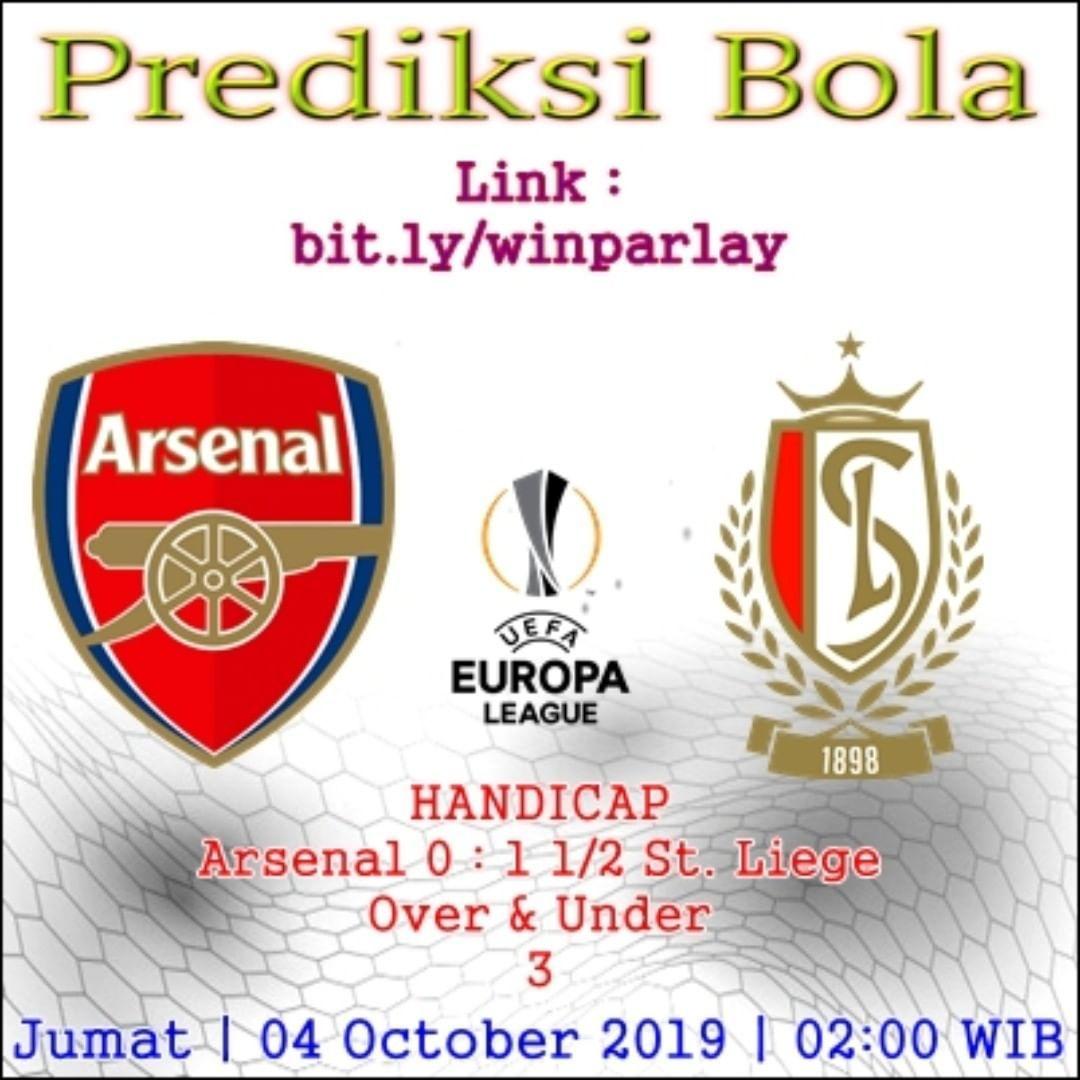 Prediksi Total Gol Prediksi Bola Akurat Arsenal vs St
