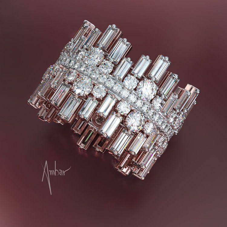 Bez Ambar: Custom Engagement Rings and Fine Jewelry #diamondrings