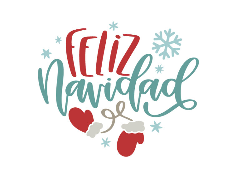 Feliz Navidad Free Svg File For Silhouette And Cricut Use This Cute Christmas Svg To Make Some Awesome Chri Christmas Svg Feliz Navidad Christmas Projects Diy
