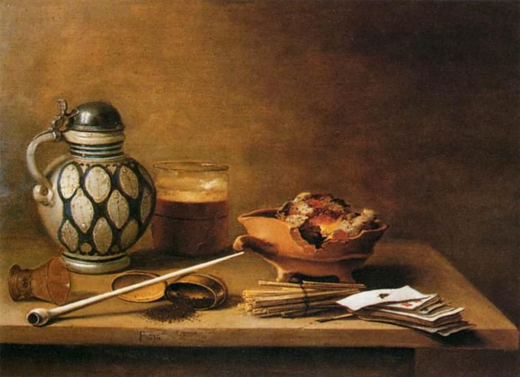 Famous Still Life Paintings | Famous Still Life Paintings By Dutch ...
