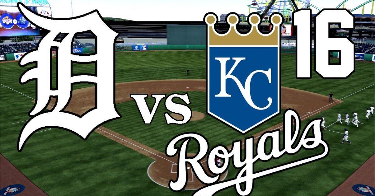 Watch Live Mlb Kansas City Royals Vs Detroit Tigers Live Streaming Watch Live Mlb Kansas City Royals Kansas City Royals Detroit Tigers Kansas City