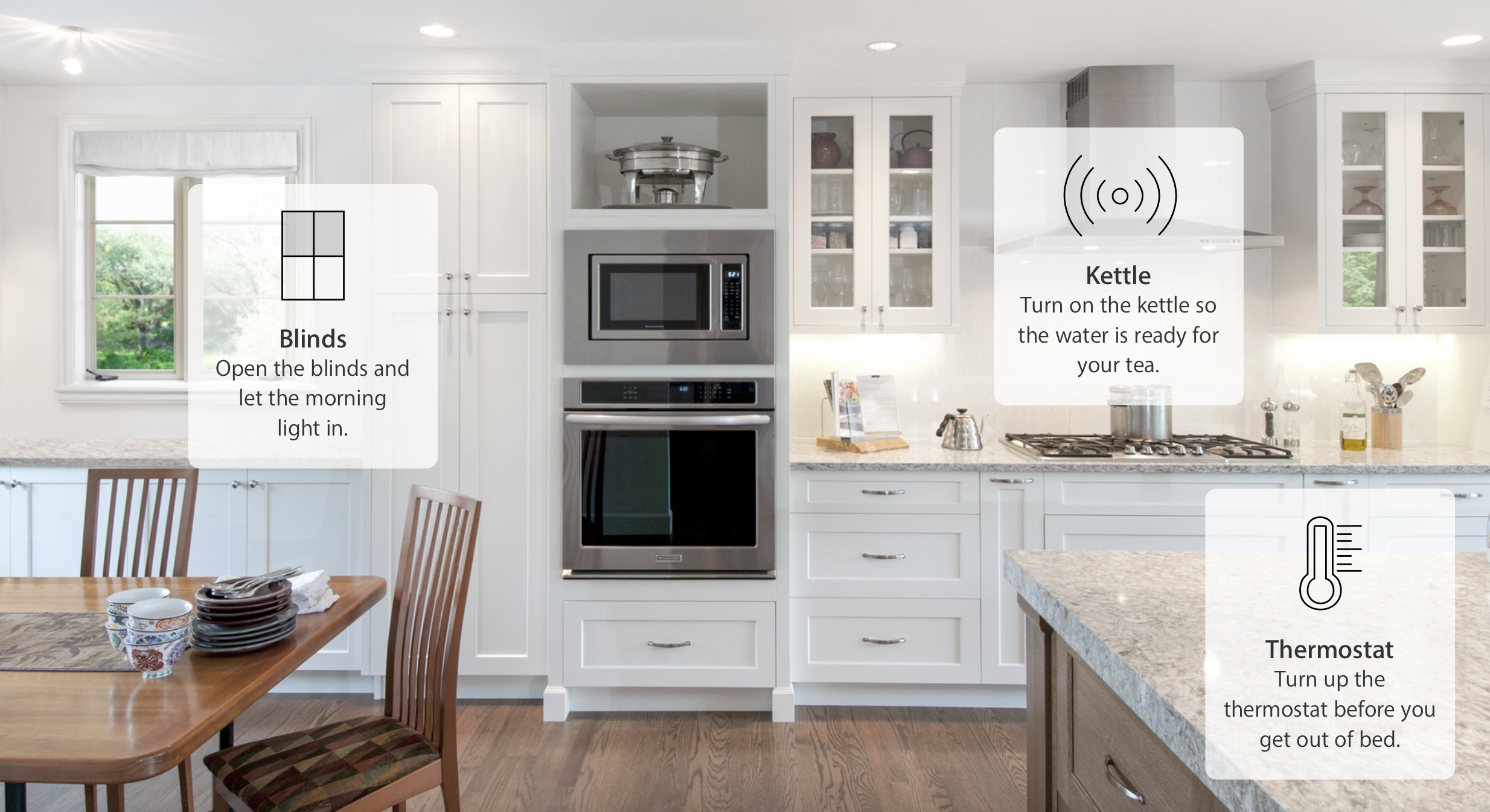 The idea of a smart home is a long running meme in technological ...