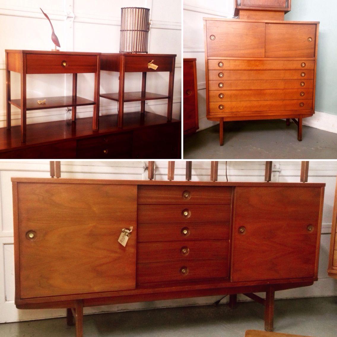 Mid Century Modern Furniture Bedroom Sets Mid Century Bedroom Set 1595 Available Mid Century Modern