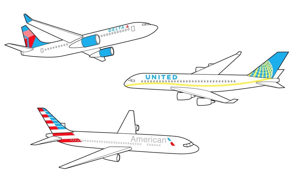 every major u s airline s basic economy policy explained breaking rh pinterest com