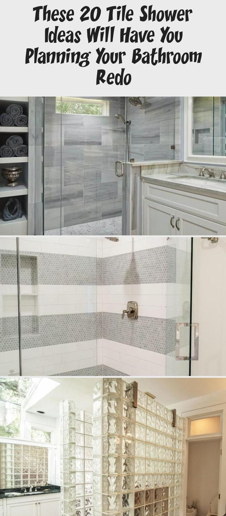 Photo of These 20 Tile Shower Ideas Will Have You Planning Your Bathroom Redo – Room Design