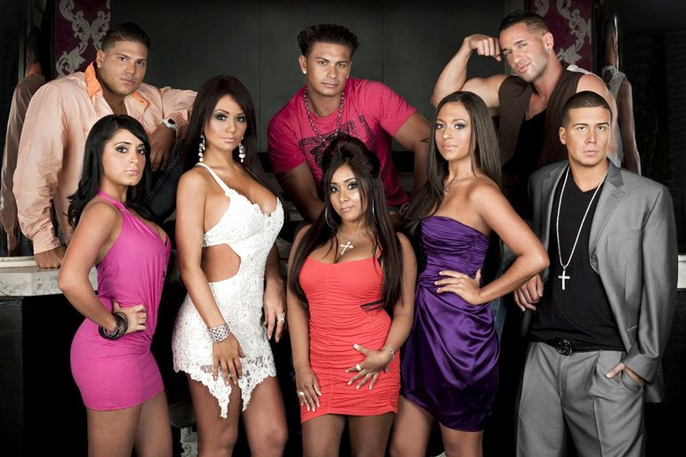 Get Ready To Gym Tan Laundry Again A Jersey Shore Reunion Has