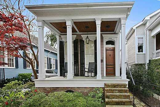 New Orleans Shotgun House  architecture New Orleans  southern architecture   Louisiana architecture Cocoscollections Uptown New Orleans Victorian Camelback Home  . New Orleans Creole Cottage House Plans. Home Design Ideas