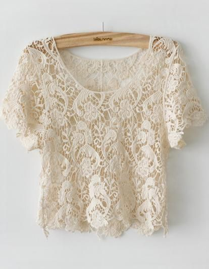 2021 2014new Summer Fashion Women Crochet Blouses Short Sleeve Hollow Out Lace Blouses Floral Embroidery See Through Sea Beach Blouses Tops From Semonguo 8 55 Crochet Lace Shirt Crochet Lace Top Lace Tops