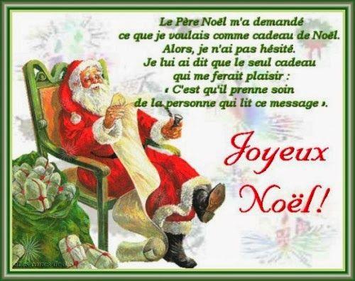 message pour noel bonne annee