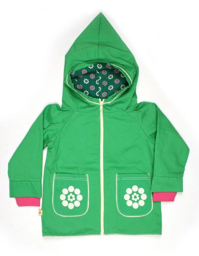 Green Asley jacket - Albababy