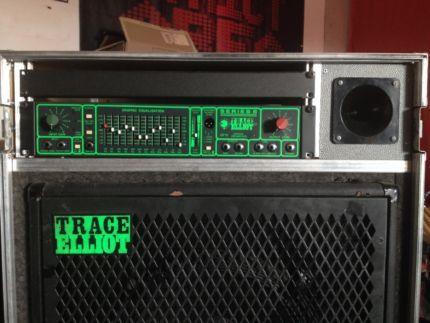 Trace Elliot GP12 Series 6 Bass Topteil (250Watt) +15 - küchen gebraucht berlin