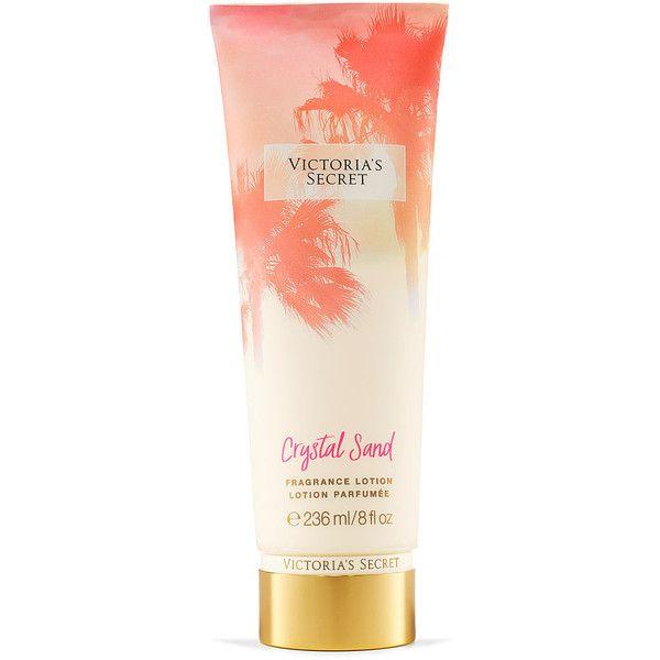 7b36bcf6c7e7f Victoria's Secret Crystal Sand Fragrance Lotion ($18) ❤ liked on ...