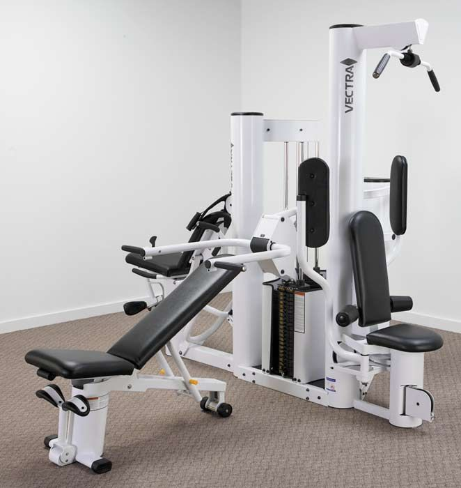 Fitness Equipment Orlando: MULTI-GYMS (Commercial)