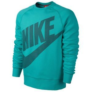 Nike AW77 Fleece Crew Logo 26 Deg - Men's for only $54.99
