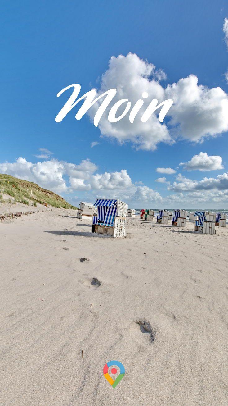 Moin Nordsee Ferienwohnungen Hornum Sylt Meer Strand Reisen Urlaub Nordsee Sylt Urlaub Ferien