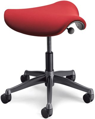 Humanscale Freedom Saddle Seat Drafting Chair Active Desk Chair Saddle Office Chair