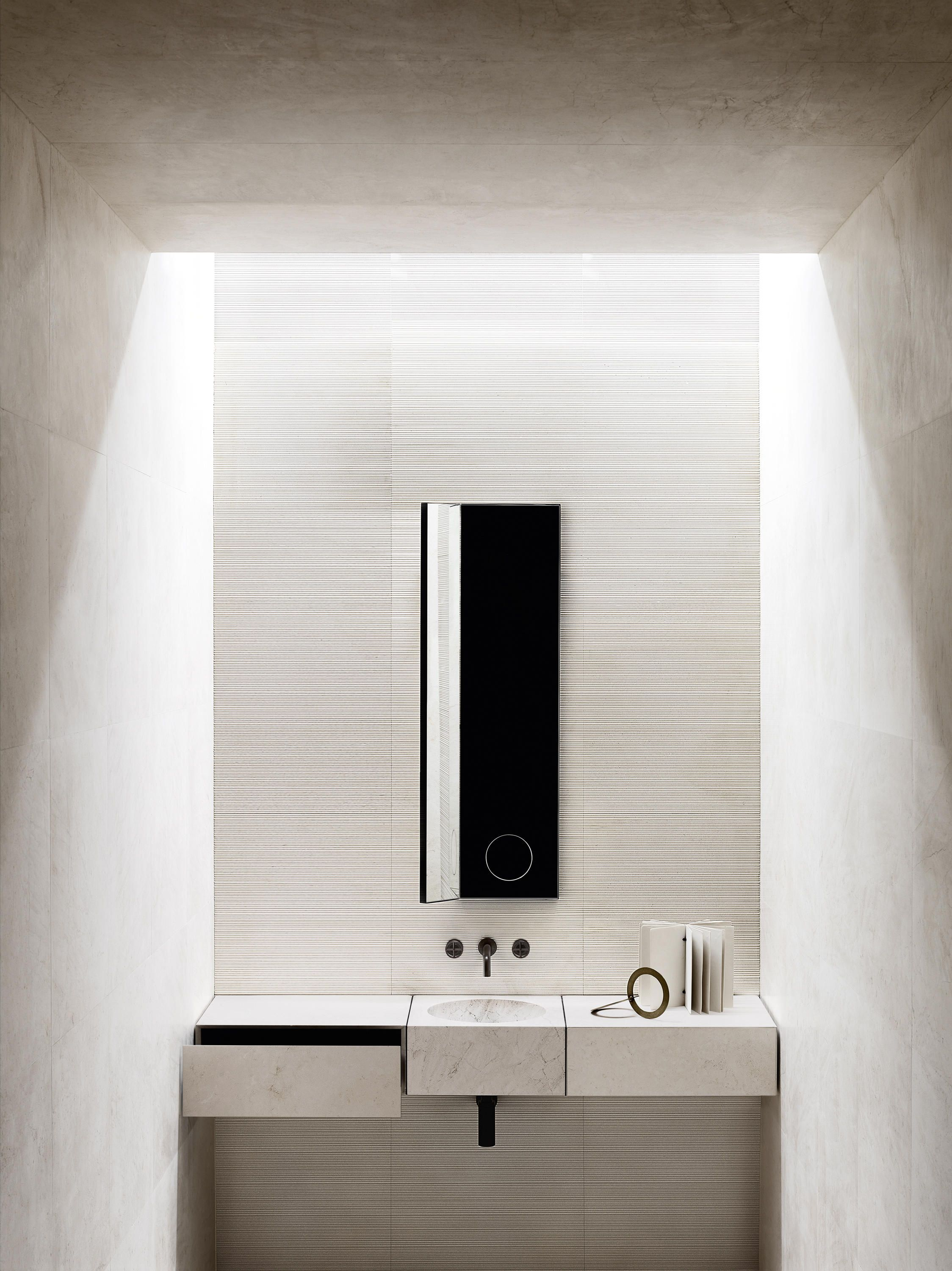 Fontane Bianche Modular Trays Shelves From Salvatori Architonic Bathroom Inspiration Restroom Design Interior