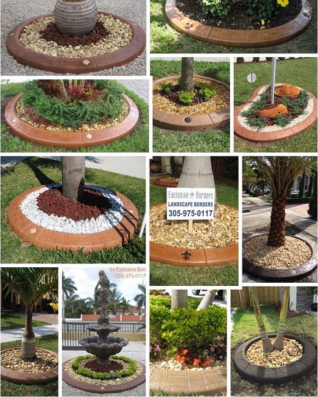 Front Yard Landscaping Ideas With Rocks: Borders Close To Nature Or As A Meeting Point: We Present