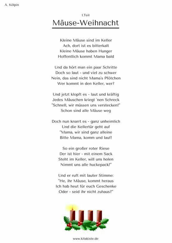 Pin Von Elke Ackermann Auf Weihnachten Gedicht Weihnachten Weihnachten Geschichte Weihnachtsgeschichte