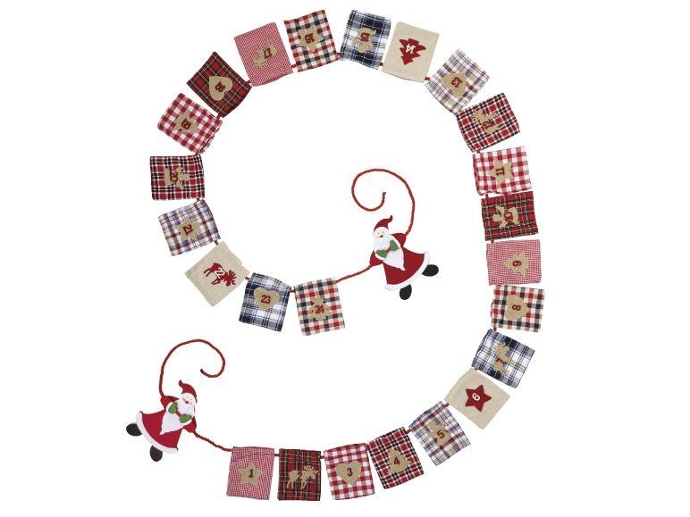 Lidl Calendario Avvento.Melinera Felt Advent Calendars Monday 03 11 Lidl Uk