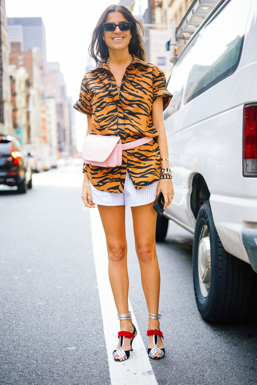 3c31dd9cf6ce3 Everything Leandra Wore to New York Fashion Week