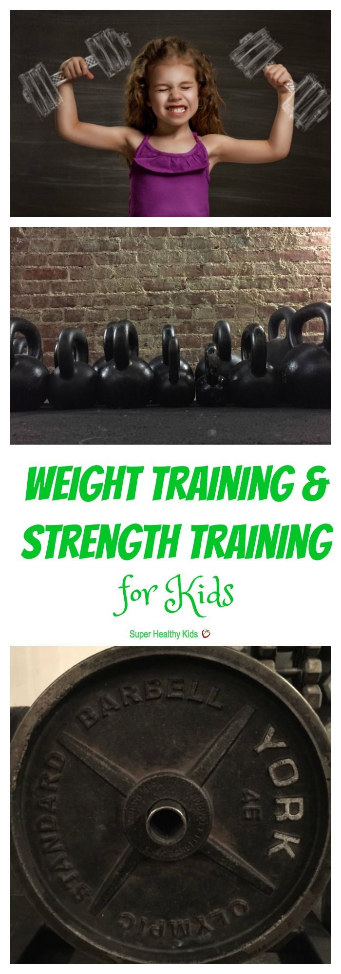 Should kids lift weights for exercise??