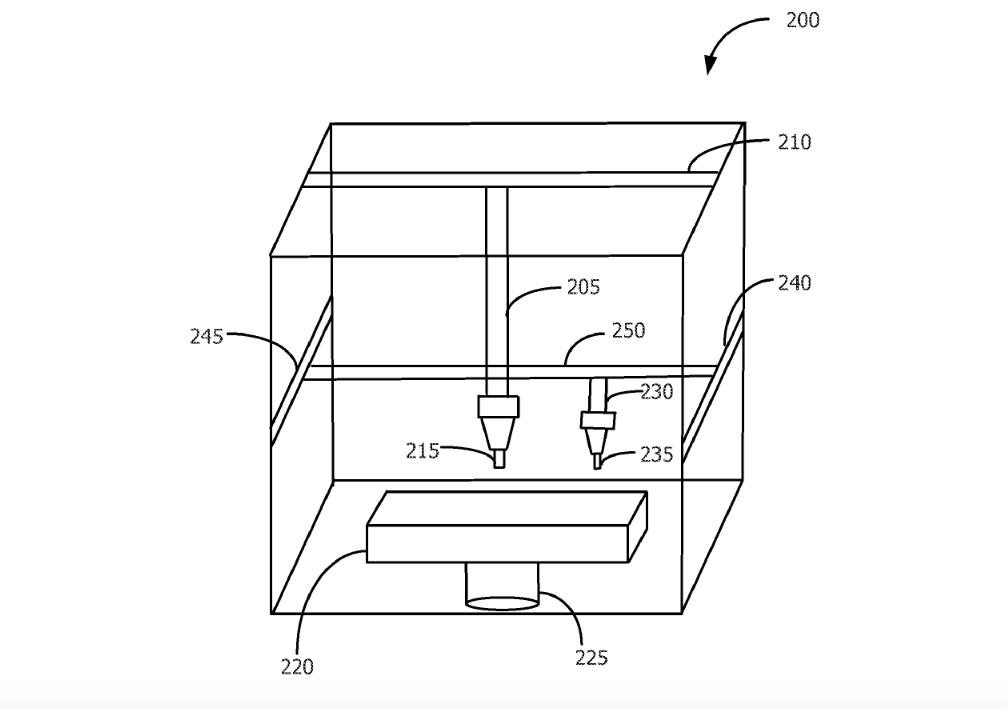 Bereits im Mai 2014 hat Apple ein Patent für ein System