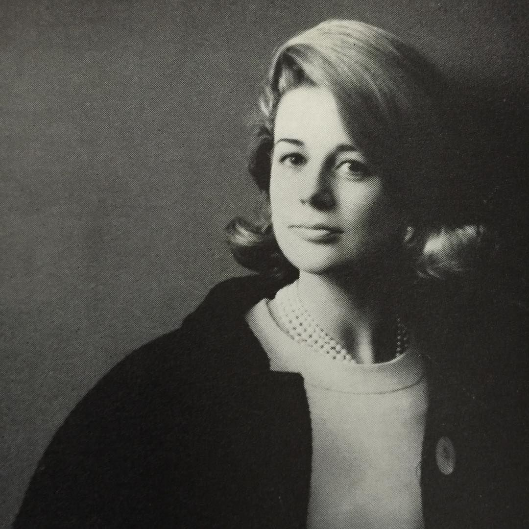 Anne ford born 1943 daughter of auto tycoon henry ford ii and his