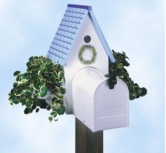 Birdhouses on Pinterest