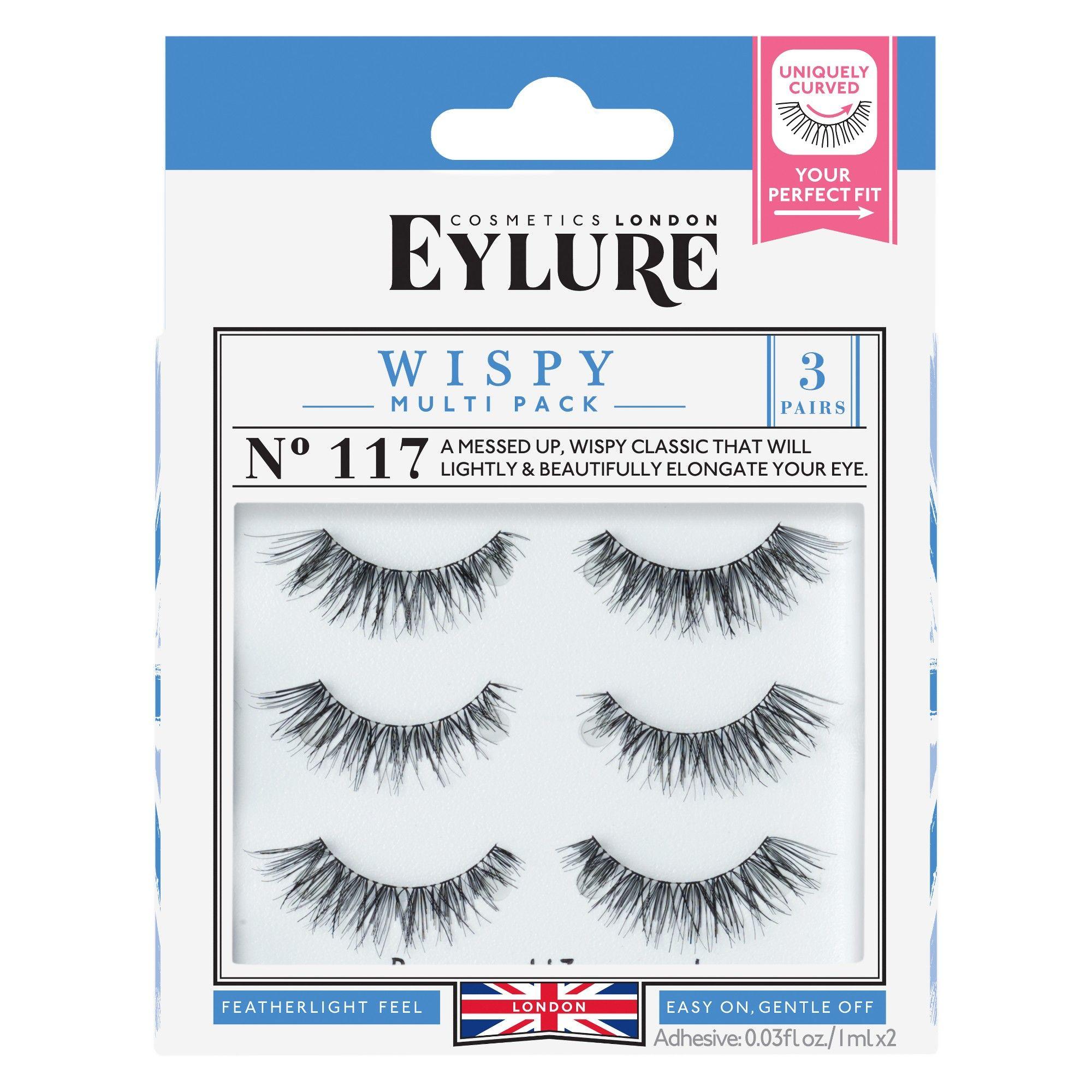ec36b8612a7 Eylure Texture 117 - 3pk | Makup | False lashes, Eylure lashes, Lashes