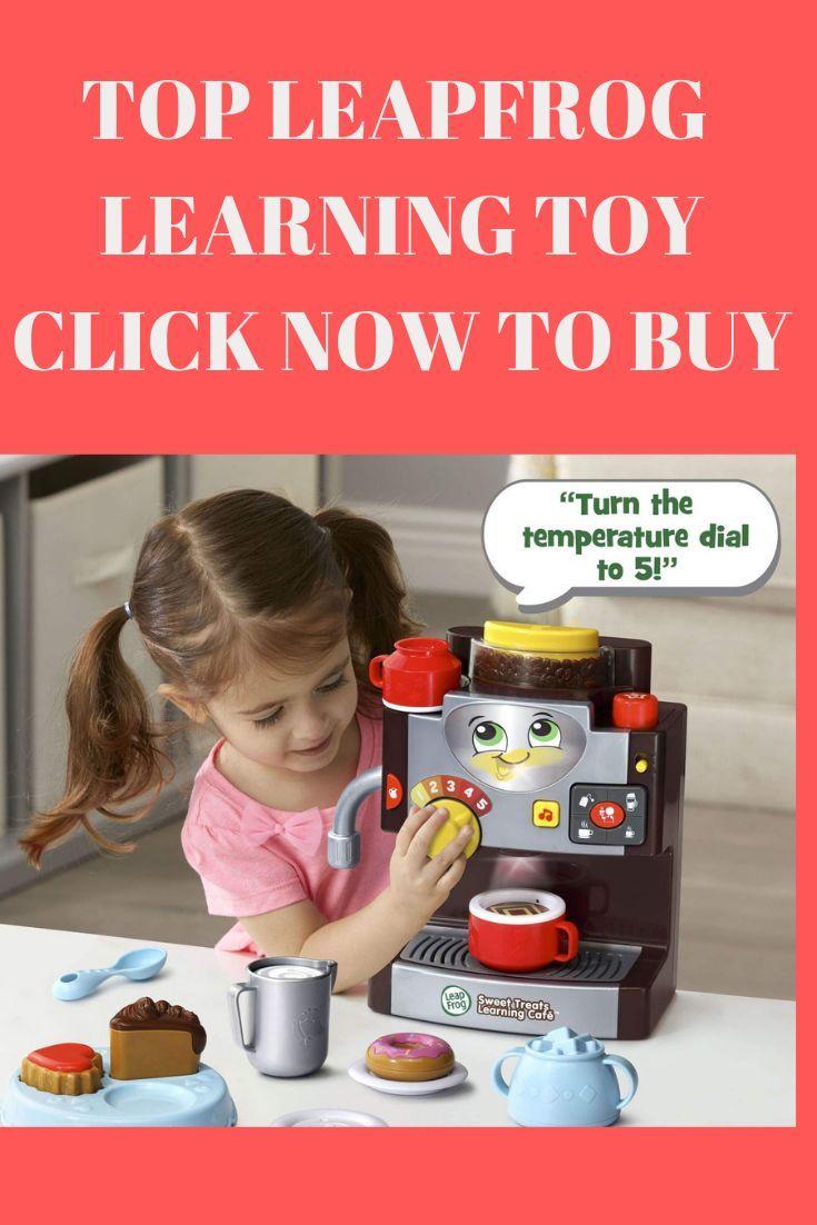 LeapFrog Sweet Treats Learning Café - Aqua Blue - ONLINE ...