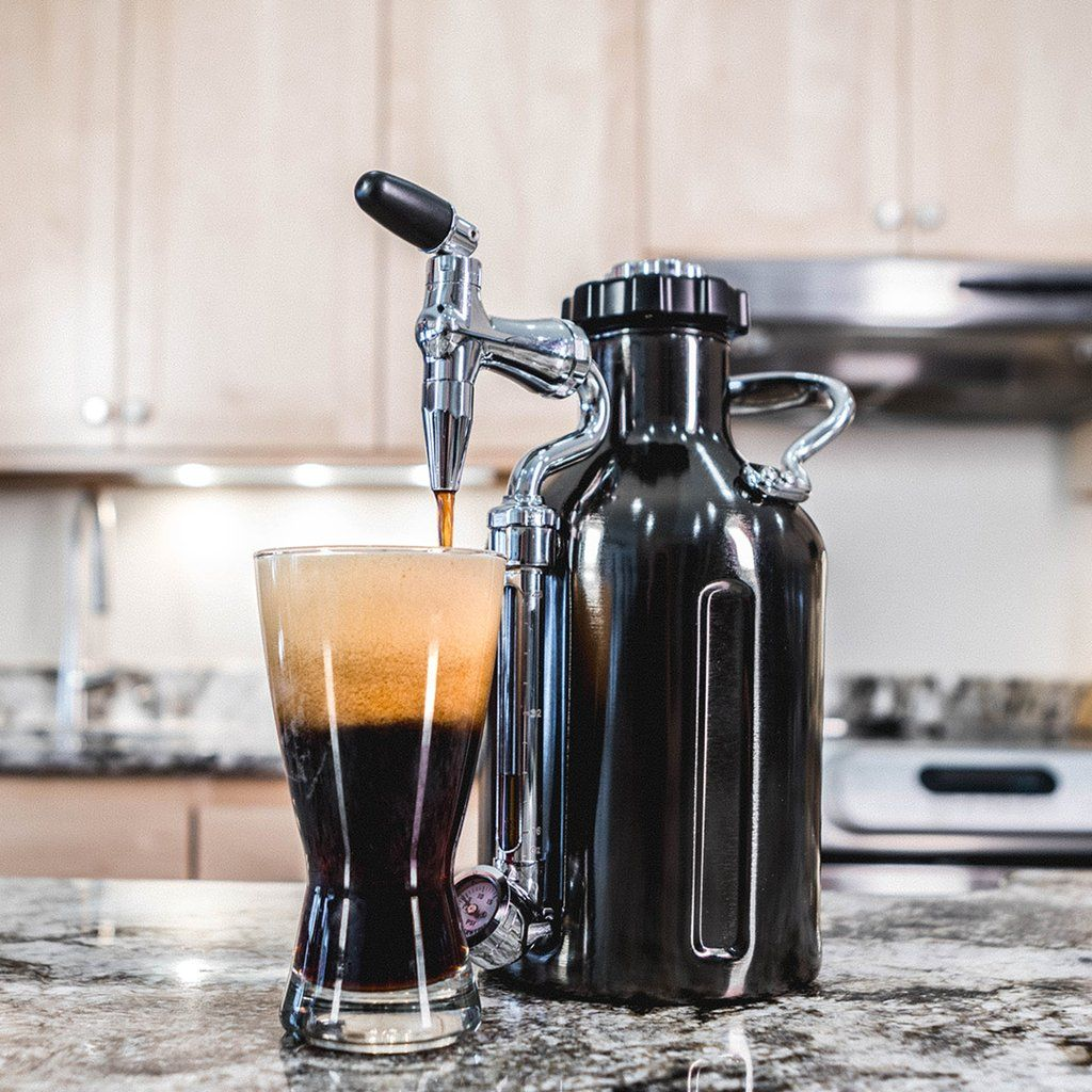 uKeg Nitro Cold Brew Coffee Maker in 2020 (With images