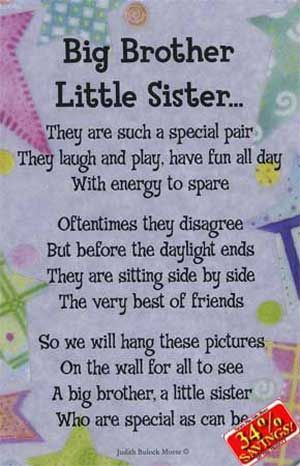 Pin by Leah Fellers on Printables | Little sister quotes, Sister