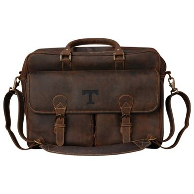 Sedona Canyon Distressed Brown Computer Briefcase- Ben would love.