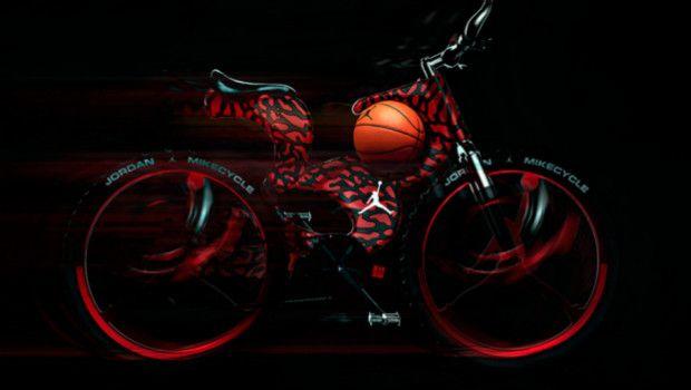 La Mikecycle, en honor al más grande: Michael Jordan