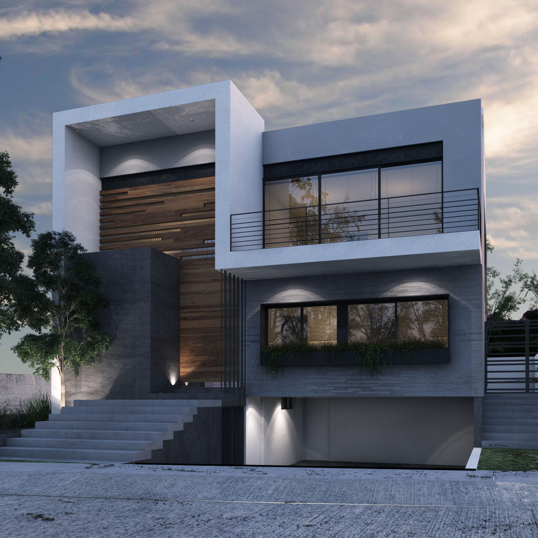 Renders Casas Modernas Imagenes De Casas Modernas Casas Minimalistas Modernas Fachadas Casas Minimalistas